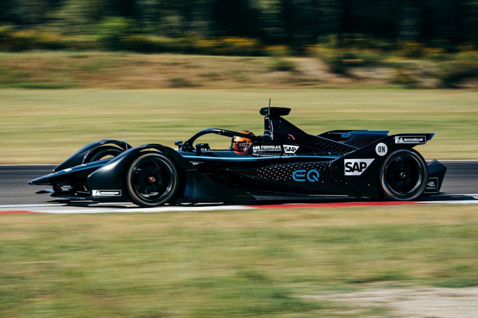Mercedes Benz EQ Formula E Team