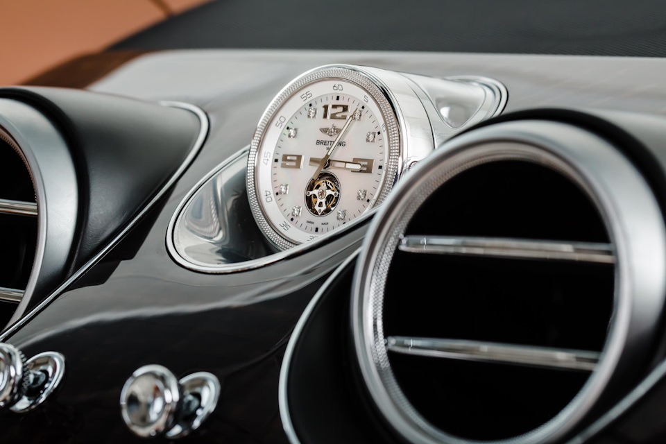 Mulliner Tourbillon by Breitling