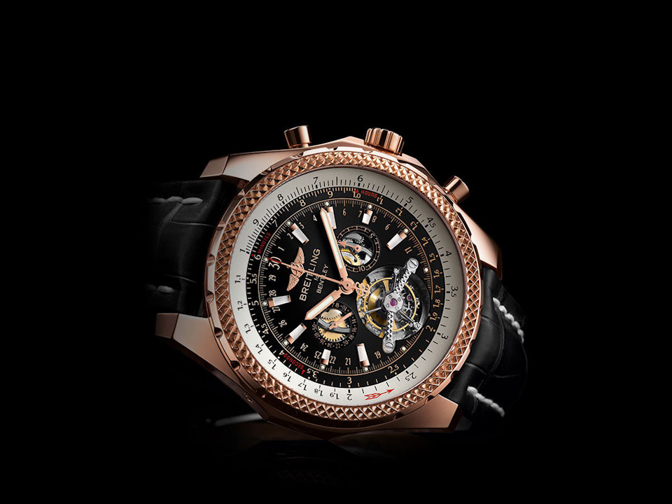 Mulliner Tourbillon by Breitling часы