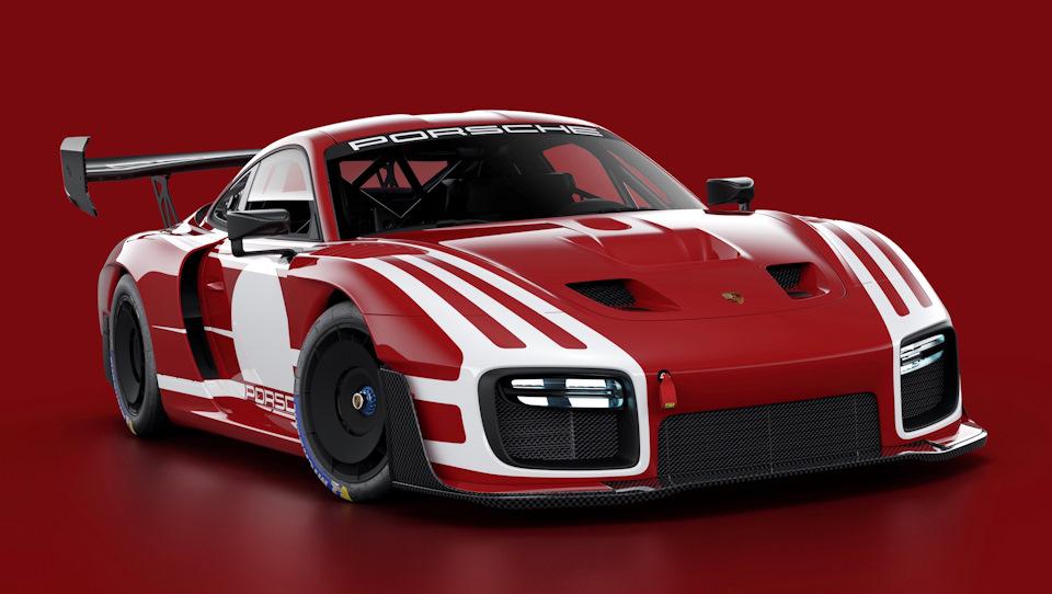 Porsche Salzburg Team