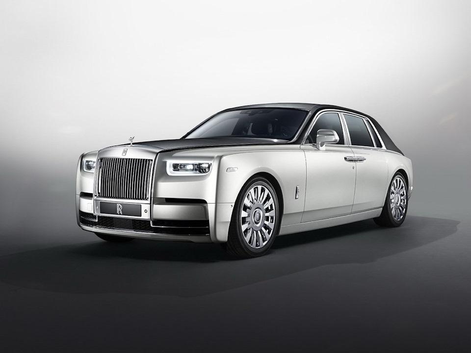 Rolls-Royce Phantom VIII поколение