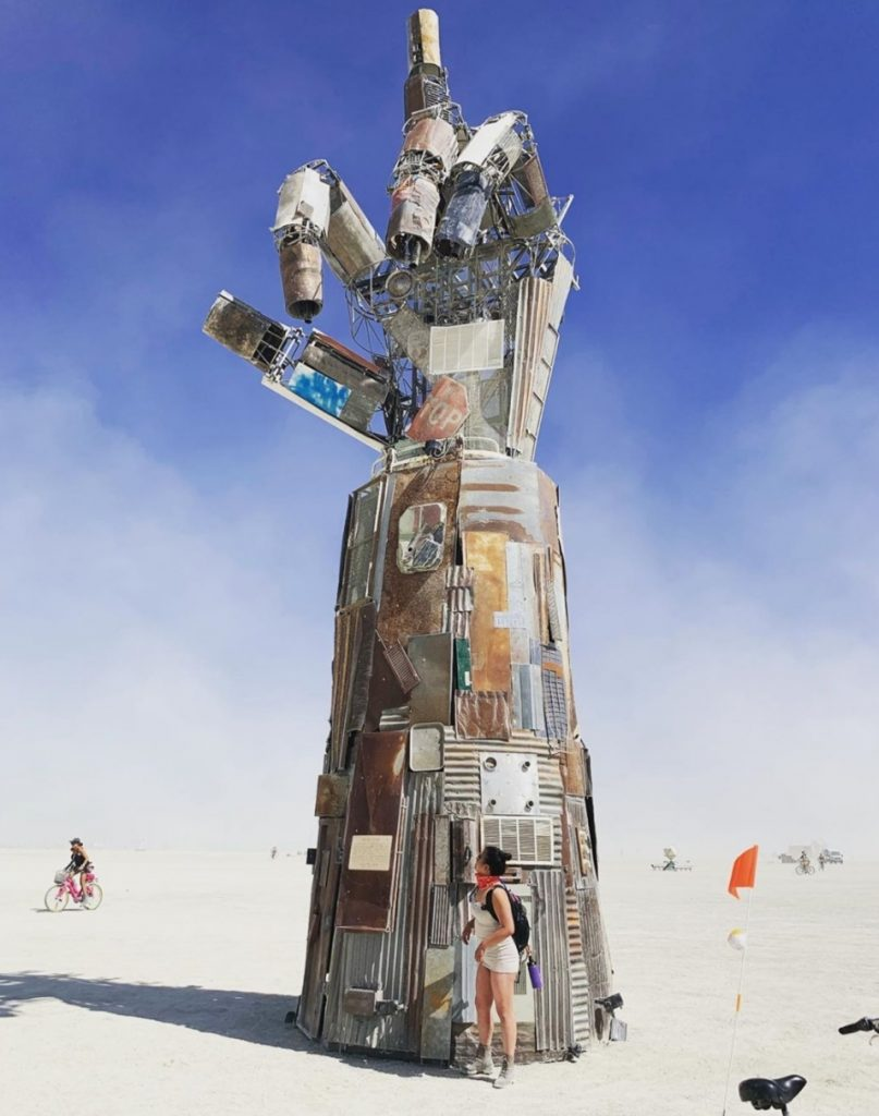 Burning Man 2019 фак
