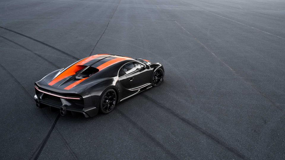 Bugatti Chiron Super Sport 300+фото