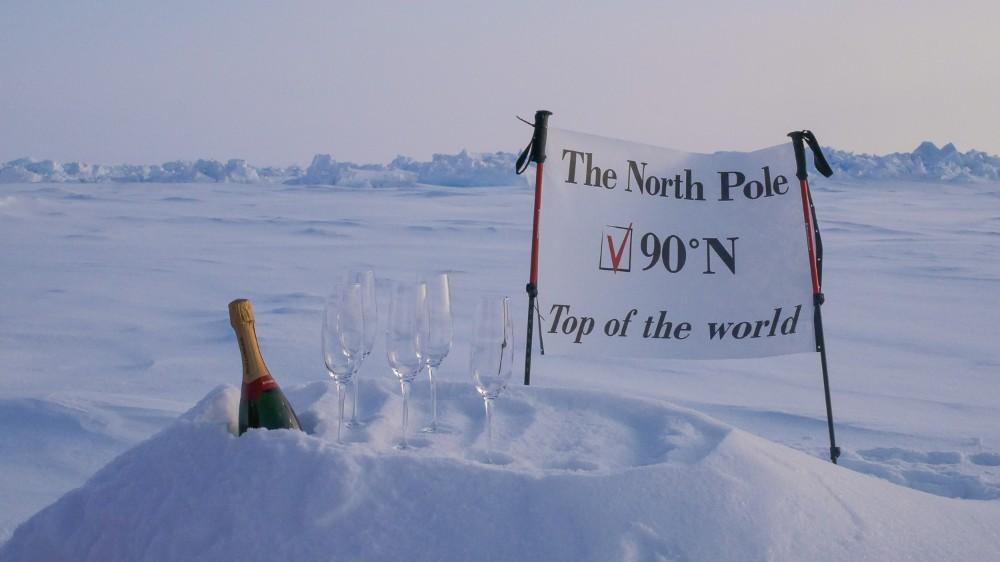 Отель Igloo на Северном полюсе