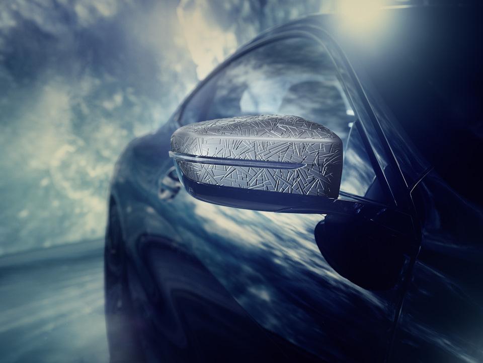 BMW 8 Series зекрала
