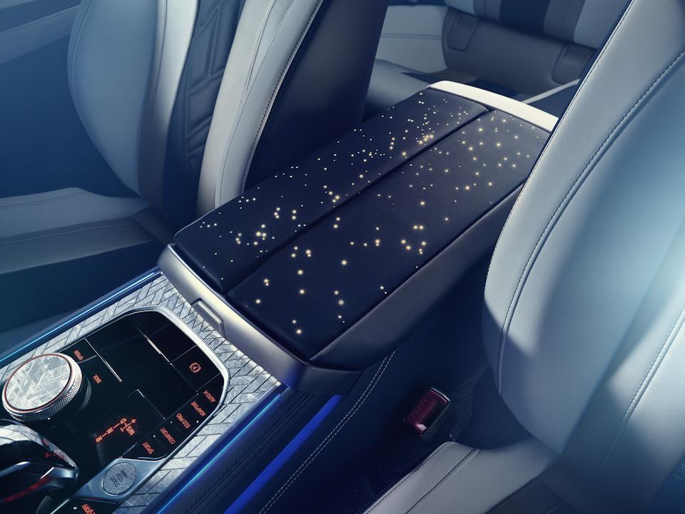Подлокотник BMW 8 Series