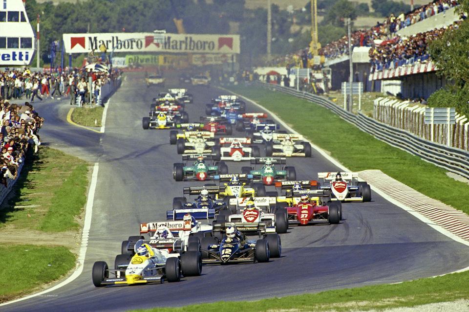 Гран При Португалии '84