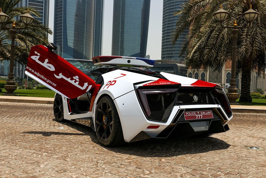 двери Lykan HyperSport