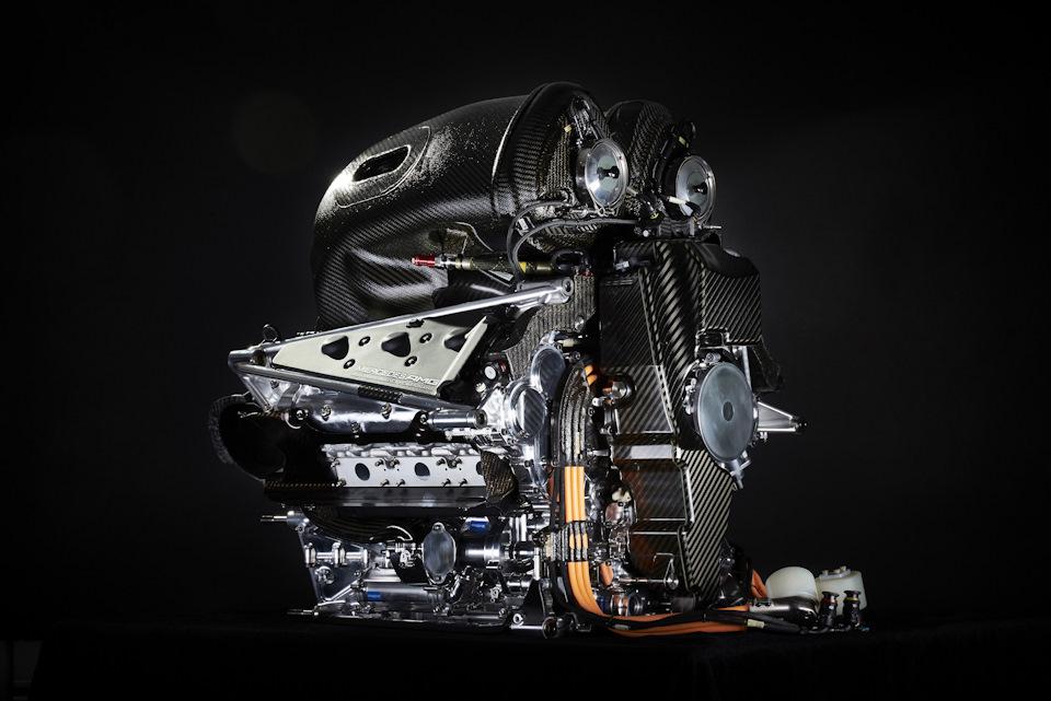 двиг Формуле 1