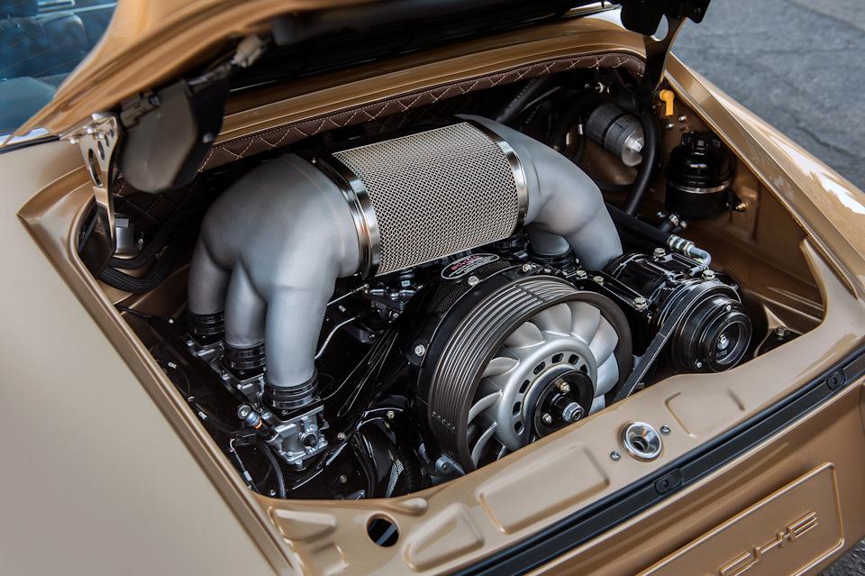 двигатель ретро 911