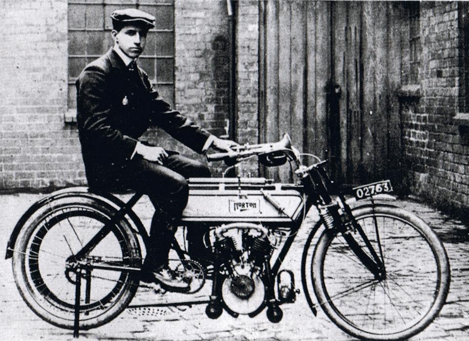 Чарльз Коллиер Победитель гонки 1907 года