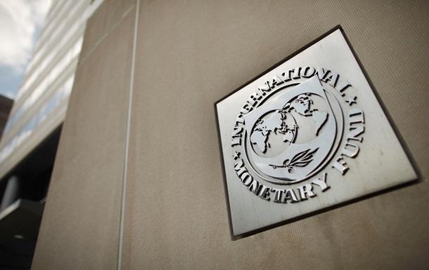 Прогноз МВФ