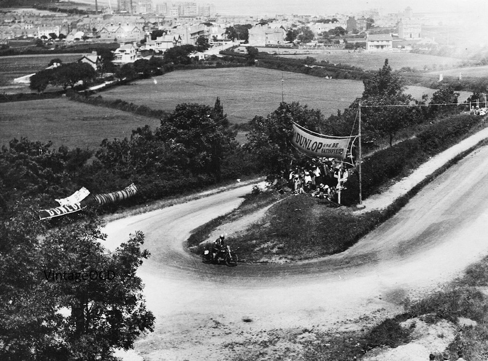 история мотогонок
