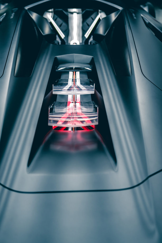 мотор Lamborghini Terzo Millennio