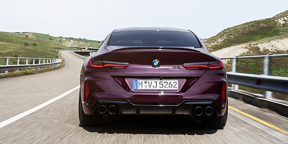 8-Series Gran Coupe.
