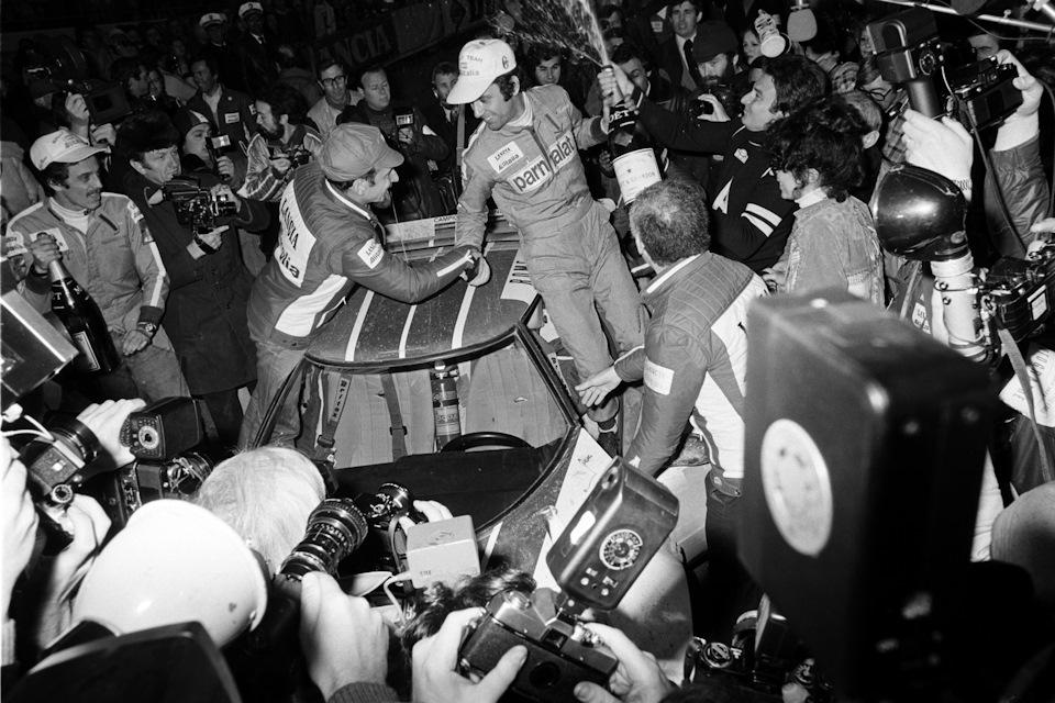 Сандро Мунари – настоящий король «Ралли Монте-Карло» 70-х