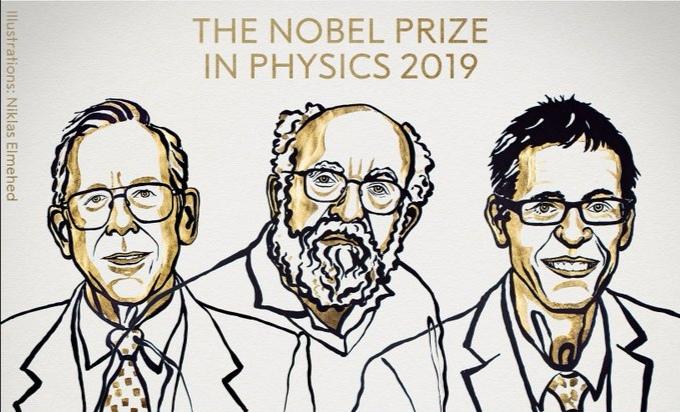 Нобелевскую премию по физике 2019