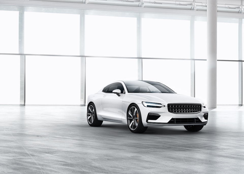 Volvo с пакетом Polestar Engineered