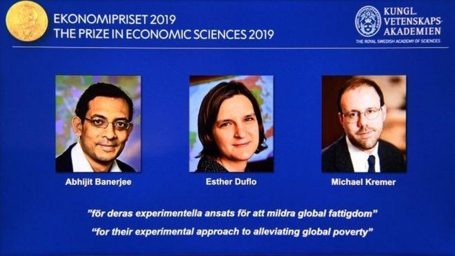 Нобелевская премия по экономике 2019
