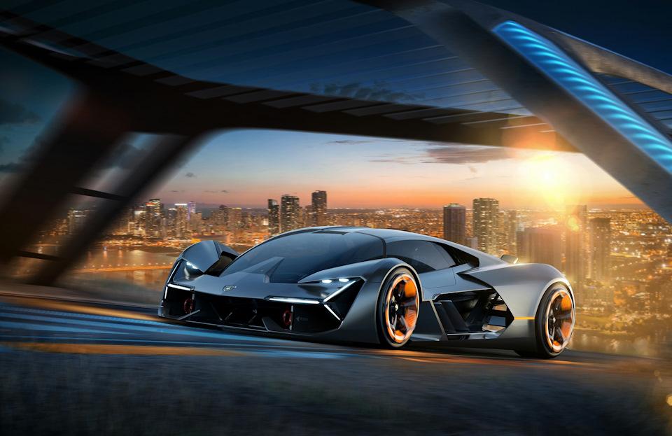 Lamborghini фото