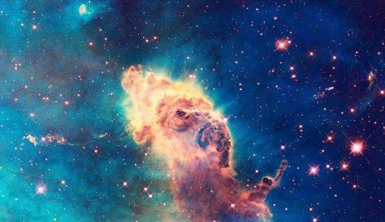 Строительные блоки жизни сформировались в межзвездных облаках