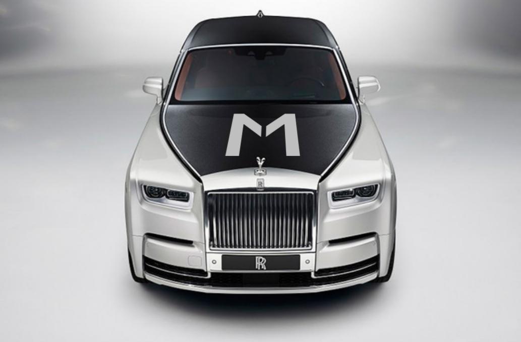 Manulik Rolls-Royce
