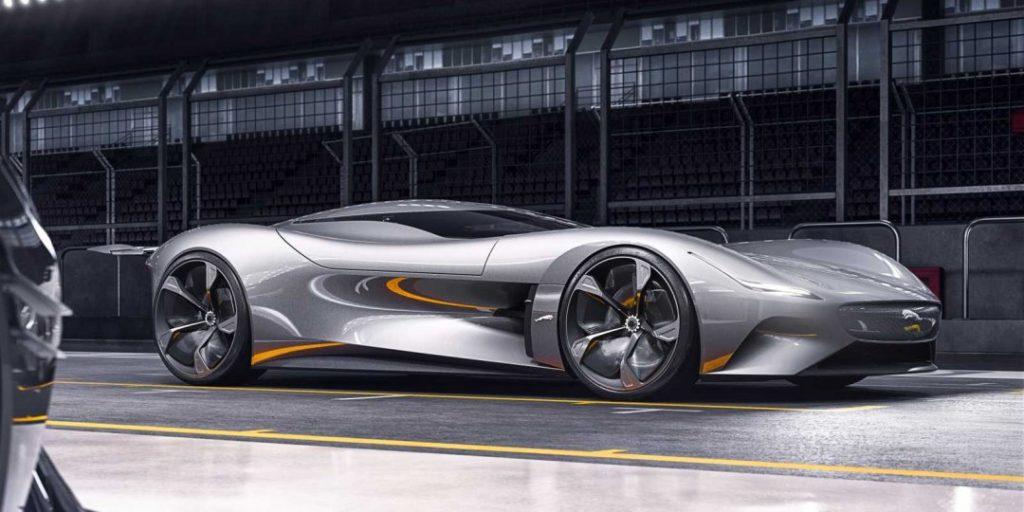 виртуальный суперкар Vision Gran Turismo