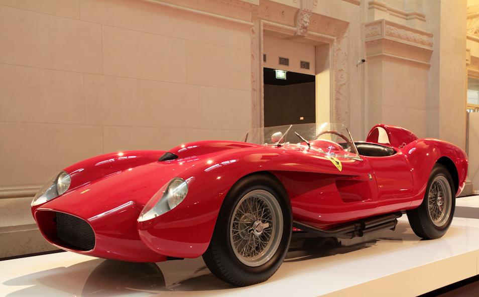 Ferrari 250 Testa Rossa Scaglietti Spyder