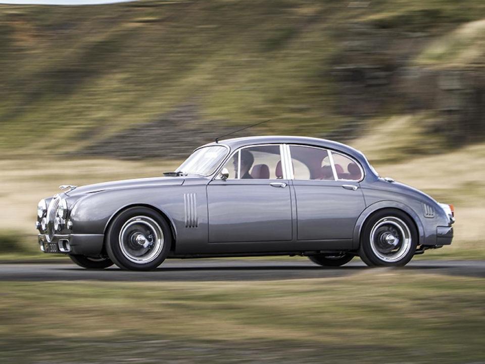 Jaguar Mark 2 изменился несильно