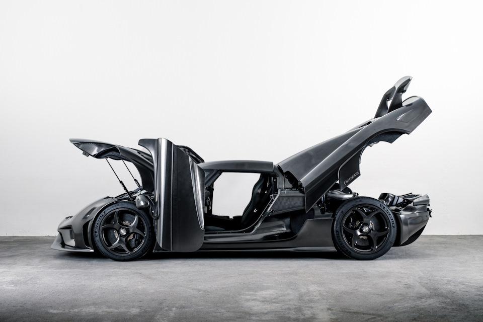 фото Koenigsegg Regera
