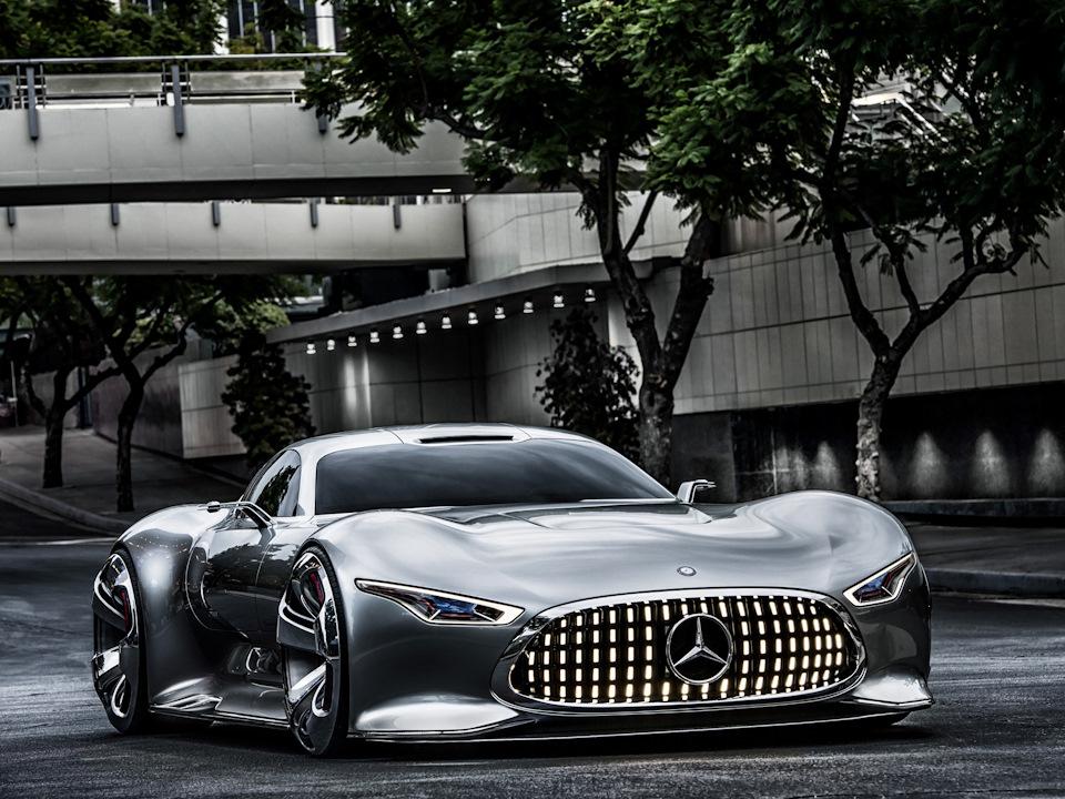 фото Mercedes-Benz AMG Vision Gran Turismo