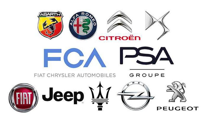 FCA и PSA Group