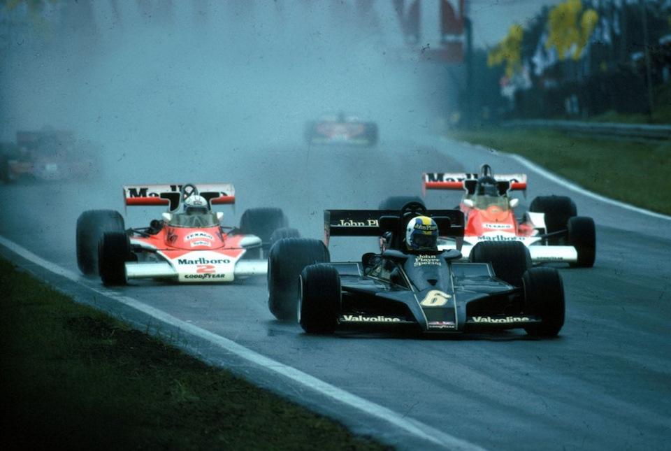 Гран При Бельгии '77