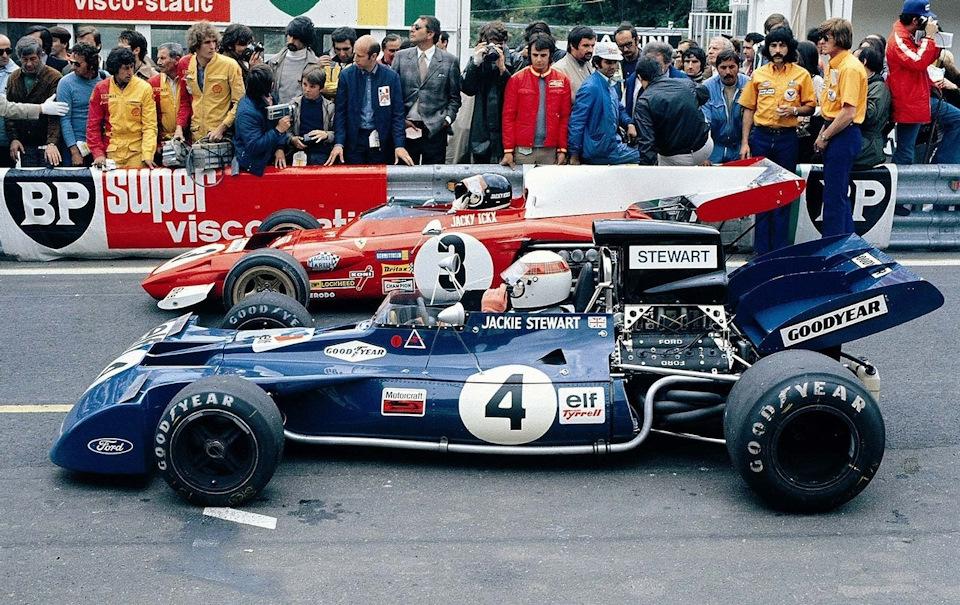 Гран При Франции 1972 г