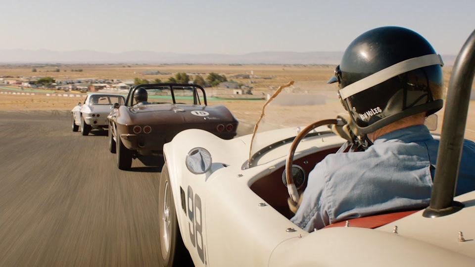 автогонки в кино