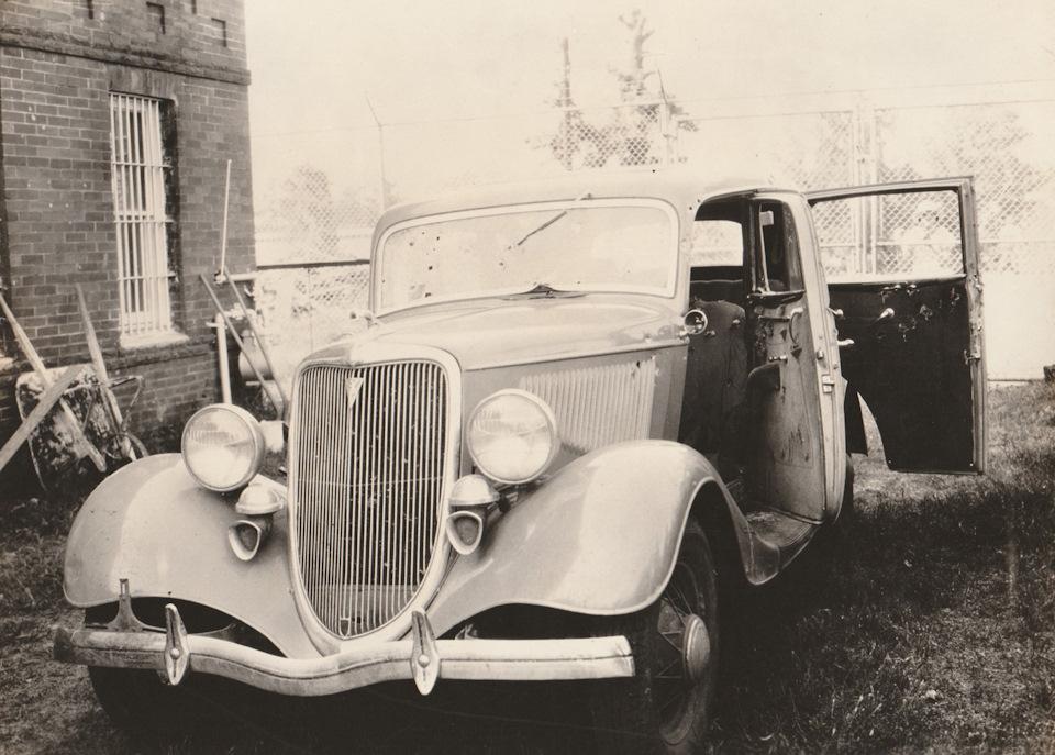 форд 8