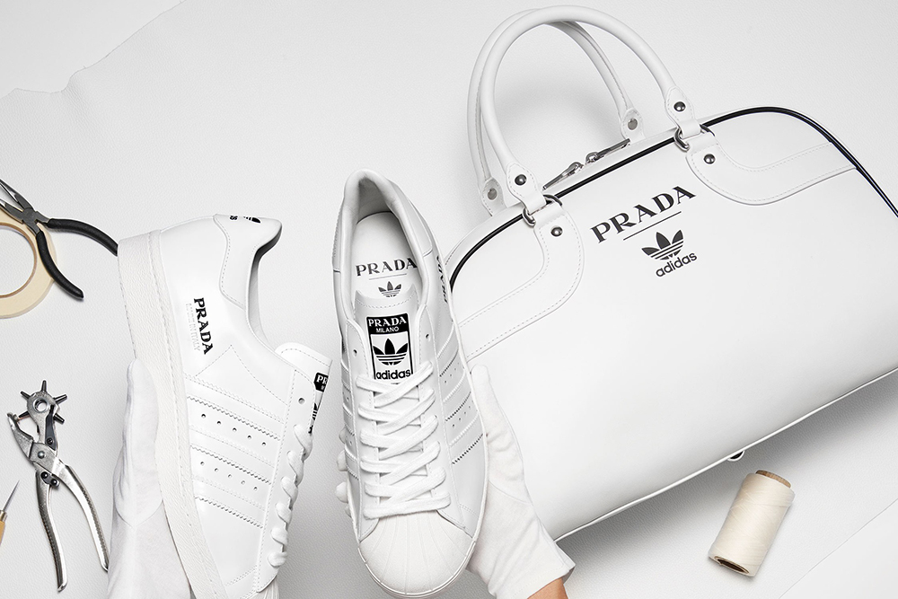 Prada и Adidas