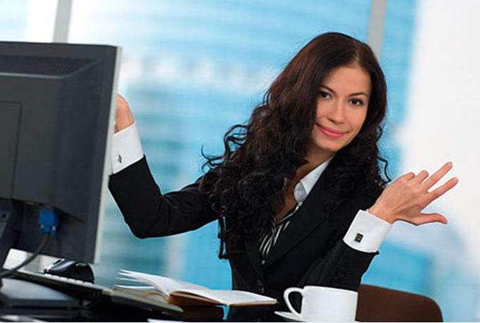 компаний управляемых женщинами