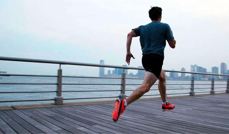 Бег снижает риск