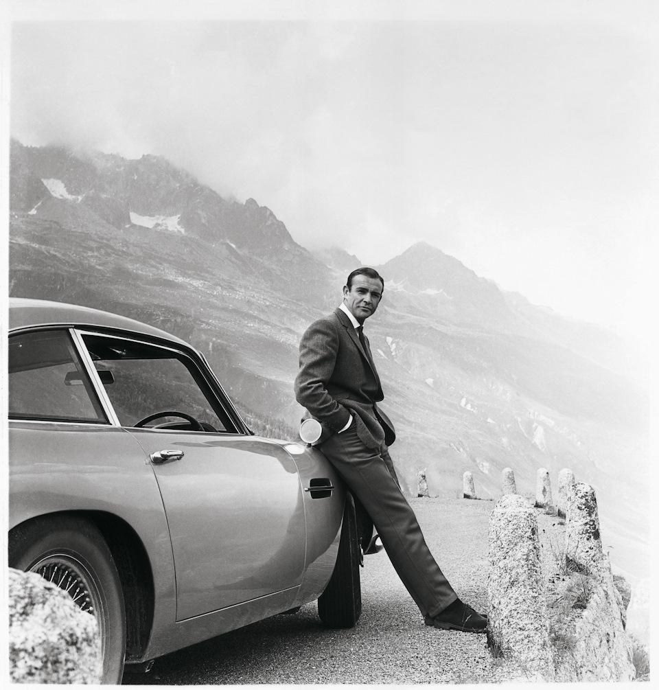 бонд 007