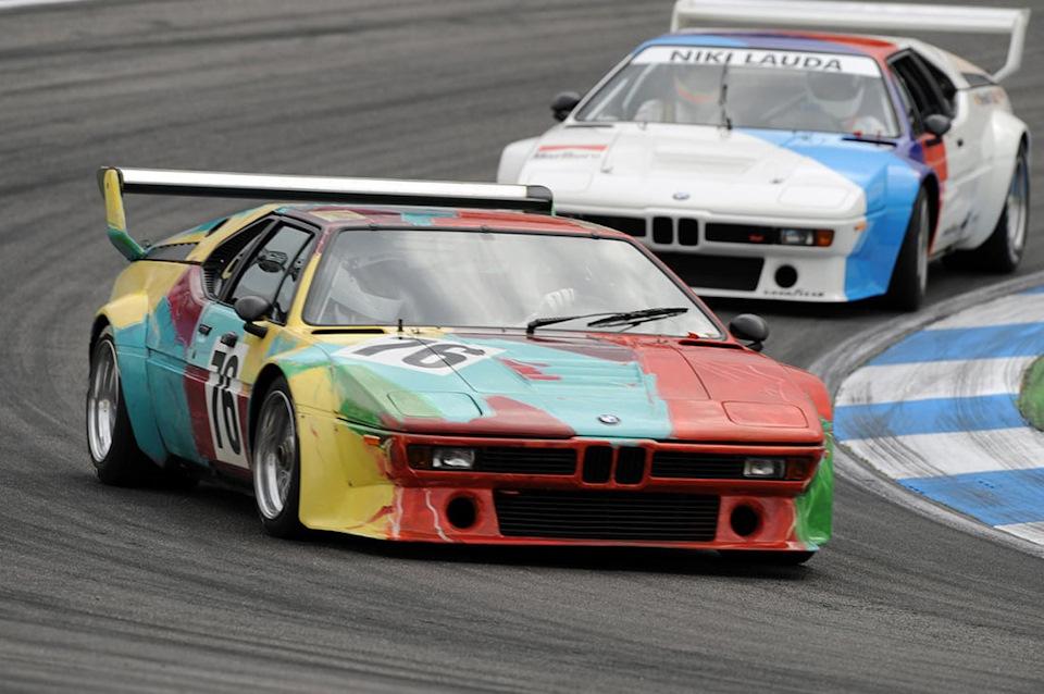 гонки на м1