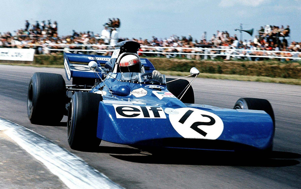 Джеки Стюарт считал первые пять кругов ключевыми в гонке