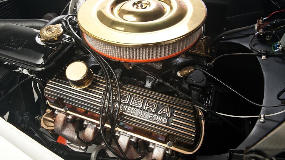 двигатель Mercer Cobra