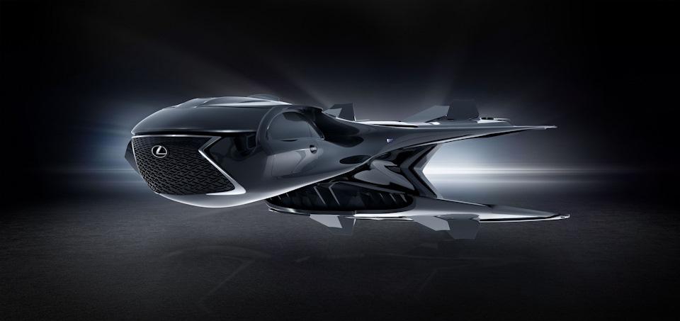 космический корабль лексус