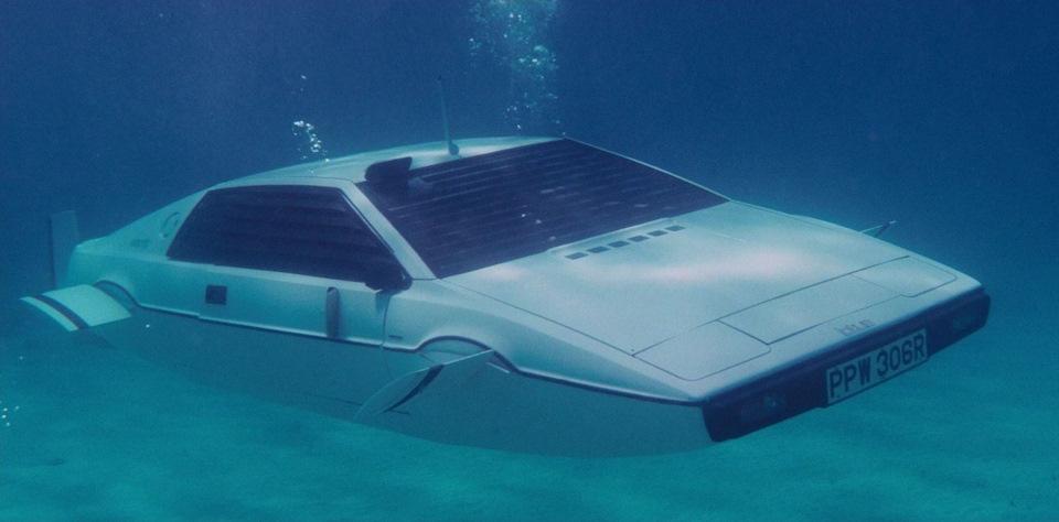 авто подводная лодка