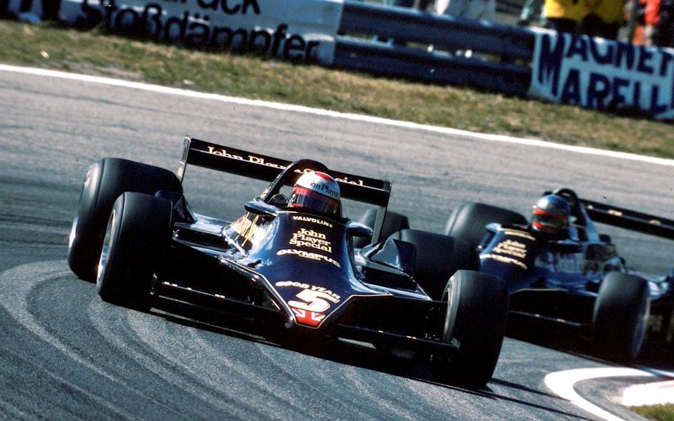 Lotus 78 и 79