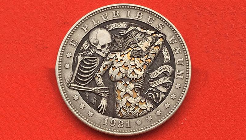 монеты Роман Бутин
