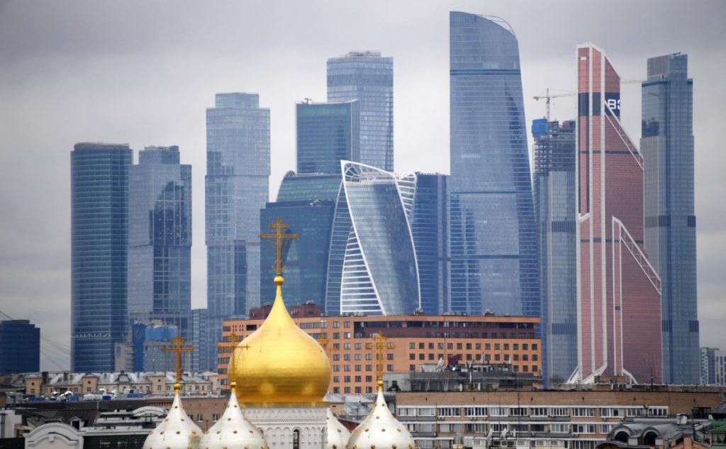 Москва самоизоляция