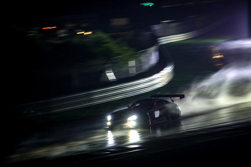 ночная гонка