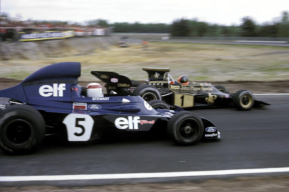 Вероятно, Lotus 72 был быстрее, но Тиррелл доверял проверенным инженерным решениям и практике
